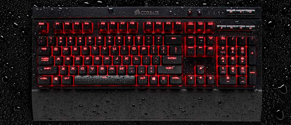 คีย์บอร์ด Corsair K68 Mechanical Keyboard Red Switch (Thai) ซื้อ