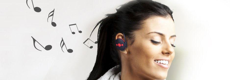 หูฟังไร้สาย Avantree Jogger Plus Headphone ขาย