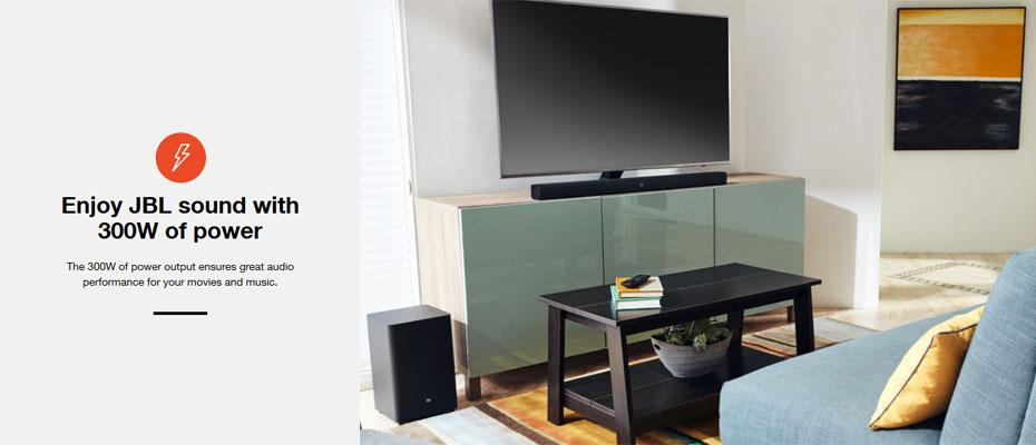 ลำโพง JBL Bar 2.1 Sound Bar Speaker ราคา