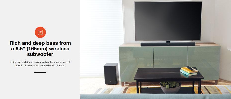 ลำโพง JBL Bar 2.1 Sound Bar Speaker ขาย