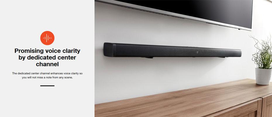 ลำโพง JBL Bar 3.1 Sound Bar Speaker ราคา