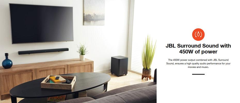 ลำโพง JBL Bar 3.1 Sound Bar Speaker ซื้อ