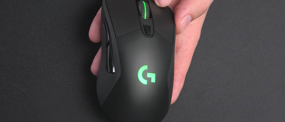 Logitech G703 Wireless Gaming Mouse ราคา