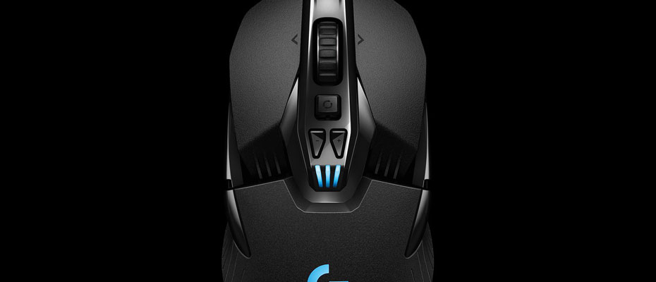 Logitech G900 Chaos Spectrum Wireless Gaming Mouse ขาย