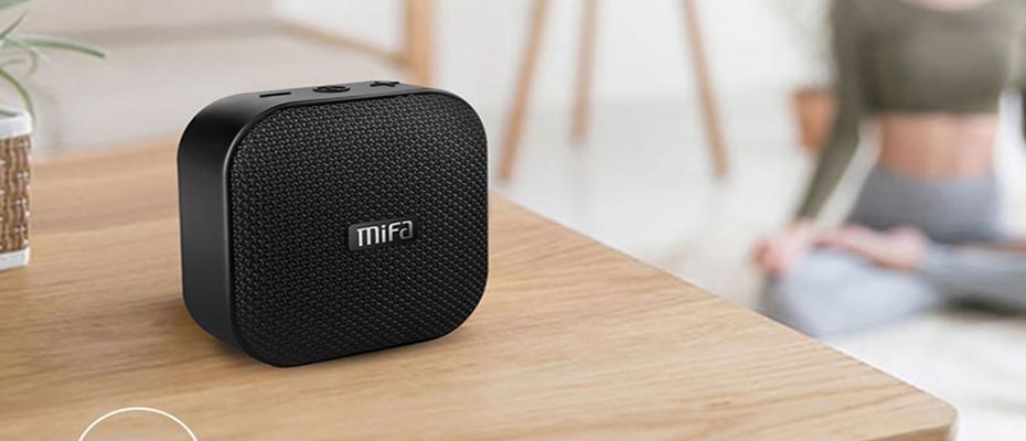 ลำโพงไร้สาย Mifa A1 Bluetooth Speaker ซื้อ
