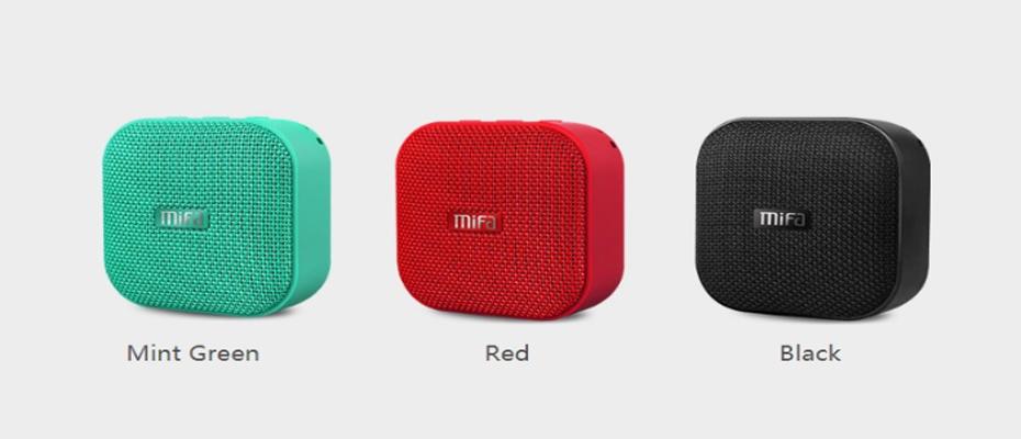 ลำโพงไร้สาย Mifa A1 Bluetooth Speaker ขาย