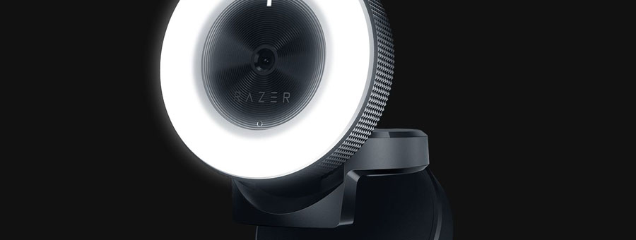 Razer Kiyo Ring Light Webcam ซื้อ