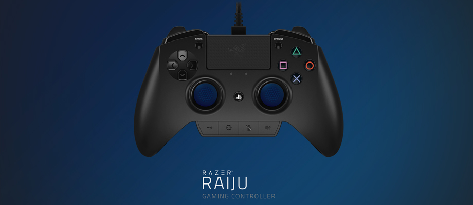 Razer Raiju Ultimate รีวิว