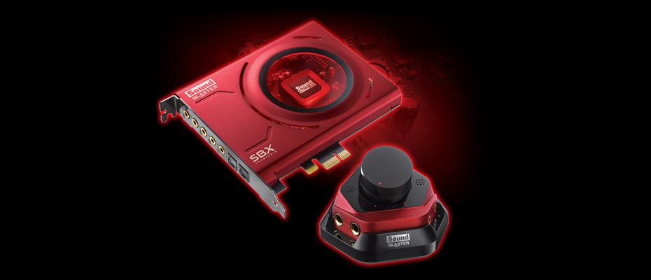 การ์ดเสียง Creative Sound Blaster ZX ราคา