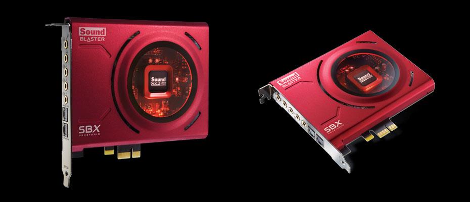 การ์ดเสียง Creative Sound Blaster ZX ซื้อ