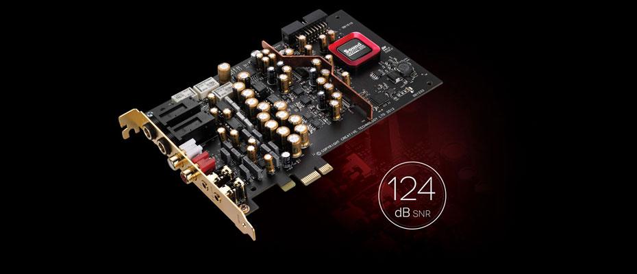 การ์ดเสียง Creative Sound Blaster ZXR ซื้อ