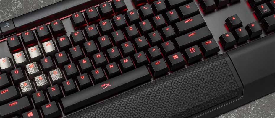 คีย์บอร์ด HyperX Alloy Elite Mechanical Keyboard ราคา