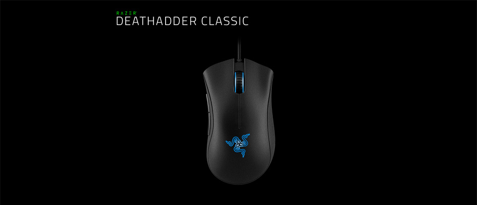 เมาส์ Razer DeathAdder Expert Gaming Mouse ราคา