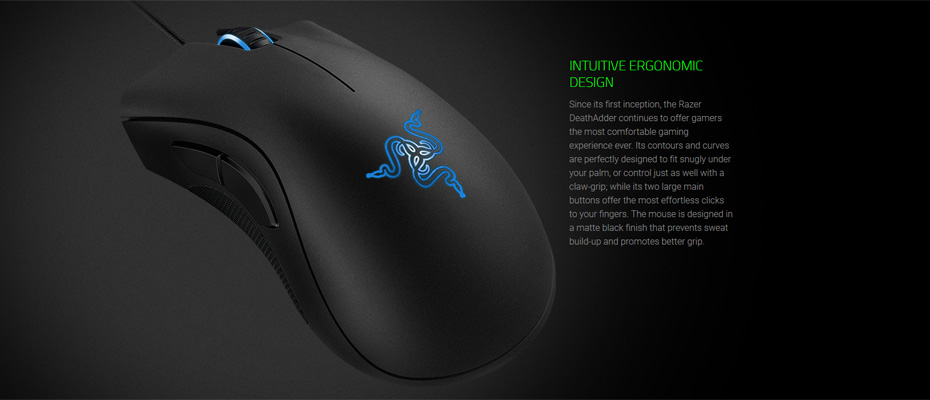 เมาส์ Razer DeathAdder Expert Gaming Mouse ซื้อ