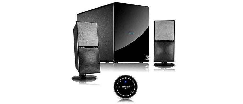 ลำโพงไร้สาย Microlab FC70BT Bluetooth Speaker ราคา
