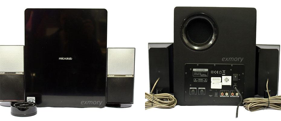 ลำโพงไร้สาย Microlab FC70BT Bluetooth Speaker ซื้อ
