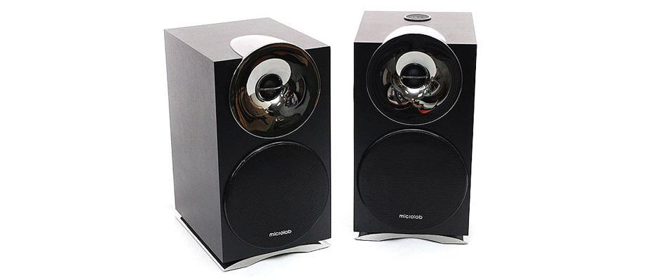 ลำโพงไร้สาย Microlab H50BT Bluetooth Speaker ราคา