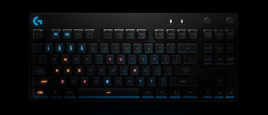คีย์บอร์ด Logitech G Pro Mechanical Keyboard ราคา