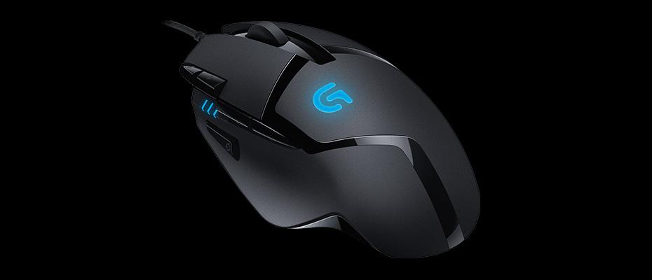 รีวิว เมาส์ Logitech G402 Hyperion Fury FPS Gaming Mouse ราคา