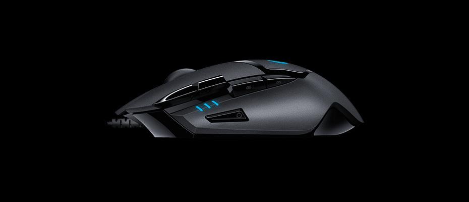 เมาส์ Logitech G402 Hyperion Fury FPS Gaming Mouse | Logitech