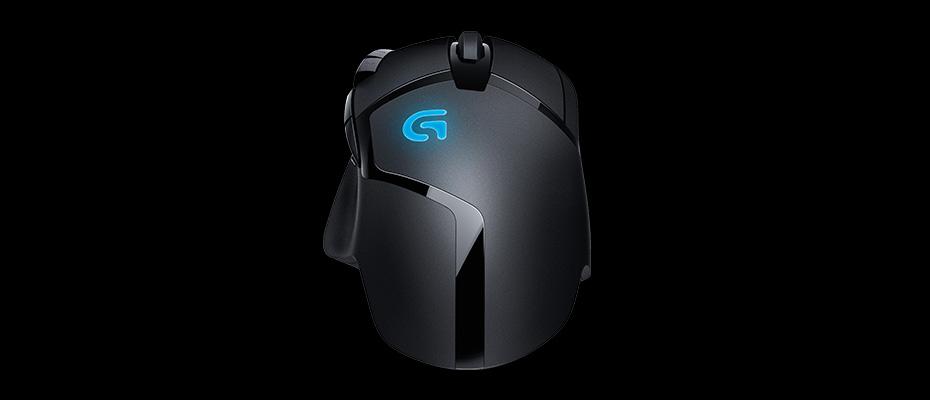 รีวิว เมาส์ Logitech G402 Hyperion Fury FPS Gaming Mouse ขาย