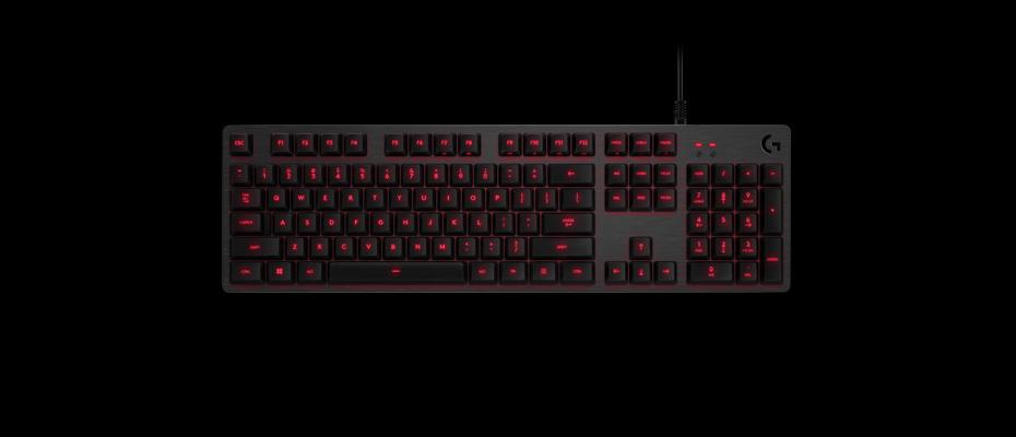 คีย์บอร์ด Logitech G413 Carbon Backlit Mechanical Keyboard ราคา