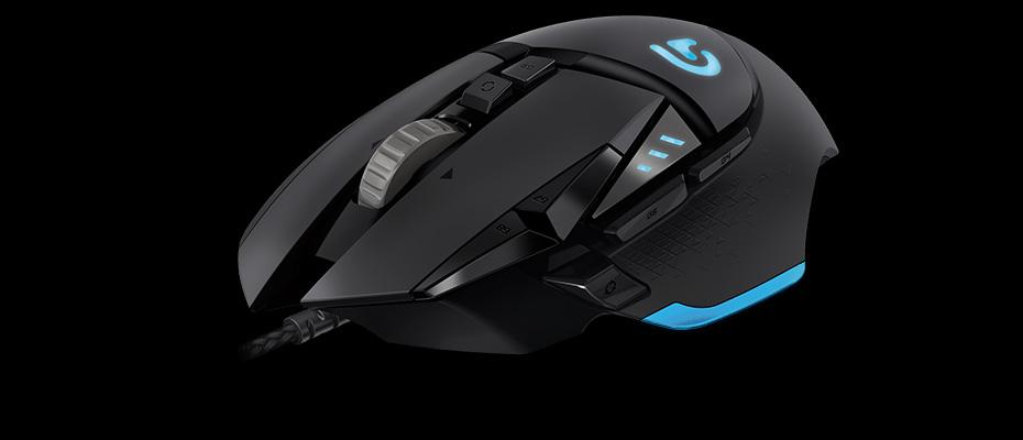 เมาส์ Logitech G502 Proteus Spectrum RGB Gaming Mouse ราคา