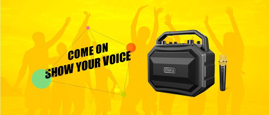 ลำโพง Mifa M520 Bluetooth Speaker ราคา