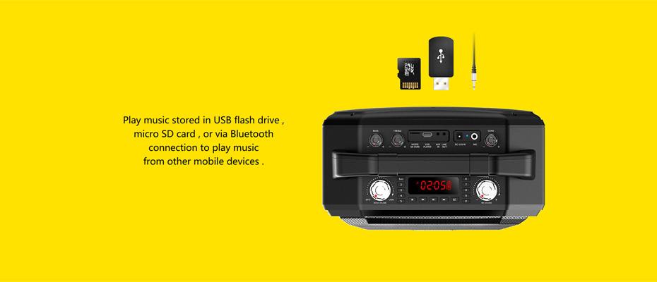 ลำโพง Mifa M520 Bluetooth Speaker ขาย