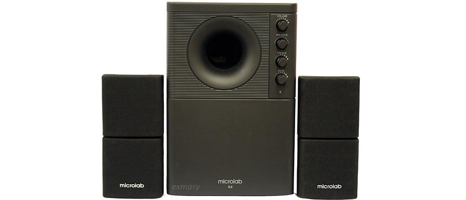 ลำโพง Microlab X2 Speaker ราคา