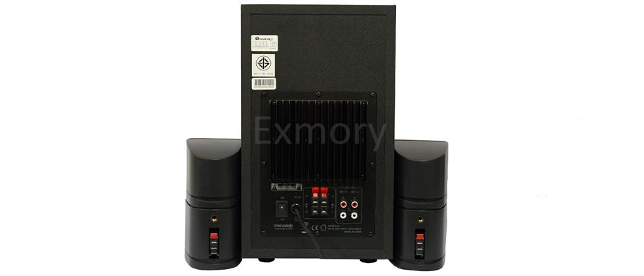 ลำโพง Microlab X3 Speaker ขาย