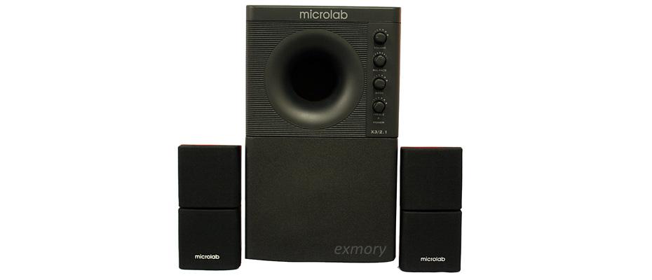 ลำโพง Microlab X3 Speaker ราคา