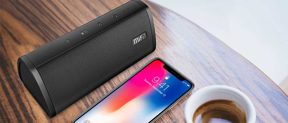 ลำโพงไร้สาย Mifa A10 Bluetooth Speaker ราคา