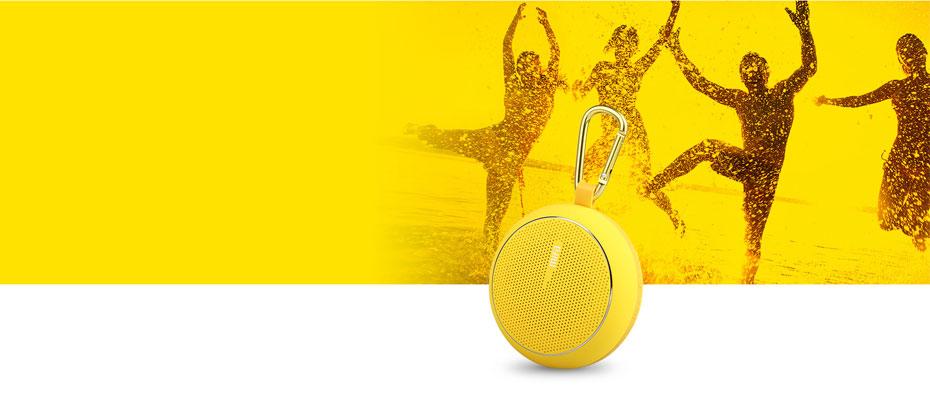 ลำโพงไร้สาย Mifa F1 Bluetooth Speaker ขาย