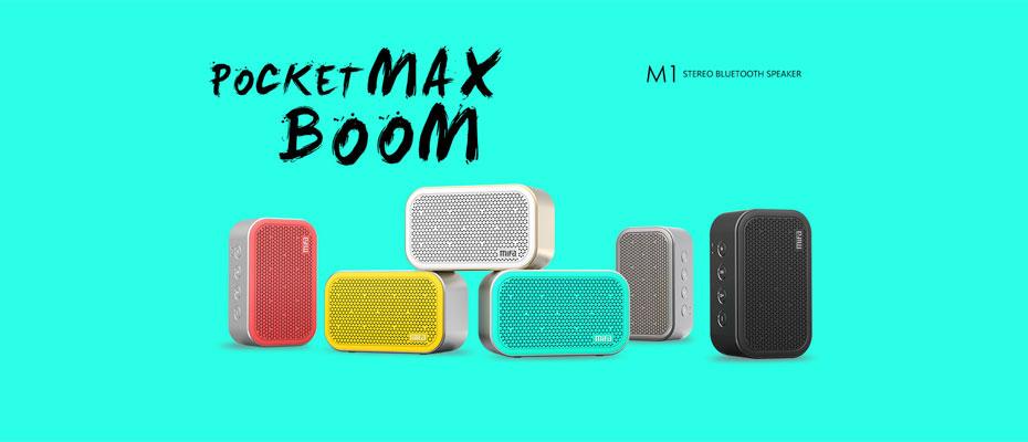 ลำโพงไร้สาย Mifa M1 Bluetooth Speaker ราคา