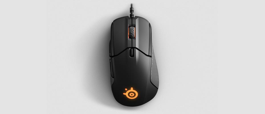 เมาส์ SteelSeries Rival 310 RGB Gaming Mouse ราคา