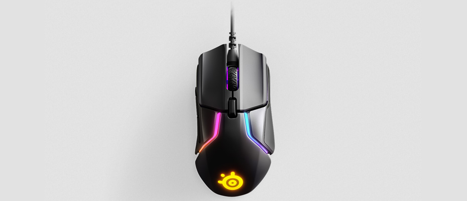 เมาส์ SteelSeries Rival 600 RGB Gaming Mouse ราคา