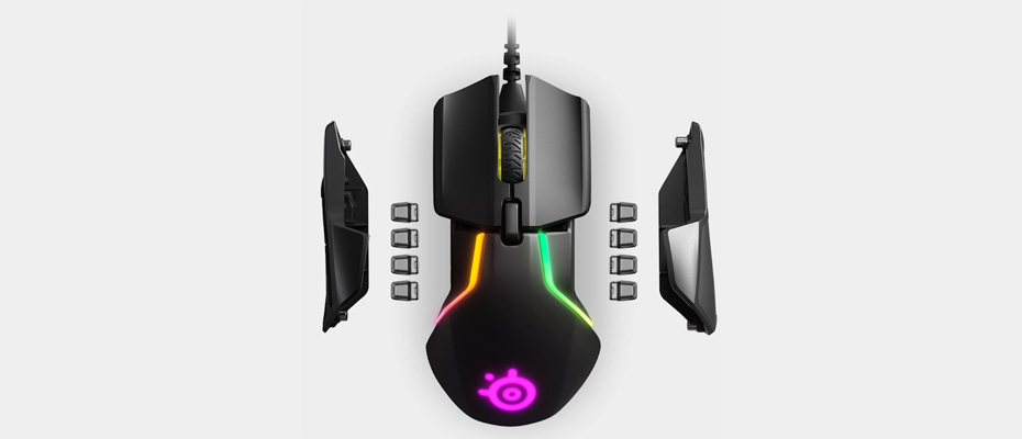เมาส์ SteelSeries Rival 600 RGB Gaming Mouse ขาย