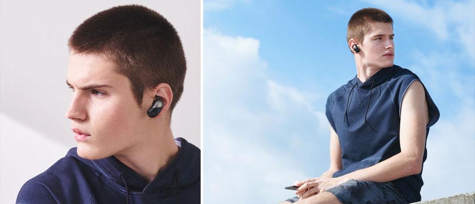 หูฟังไร้สาย Sony WF-SP700N True Wireless ขาย