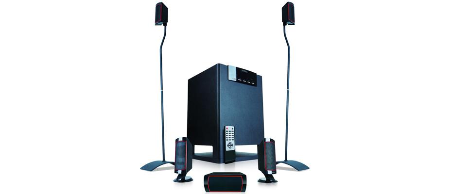 ลำโพง Microlab X15 5.1 Speaker ราคา