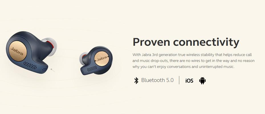 หูฟังไร้สาย Jabra Elite Active 65t True Wireless ซื้อ