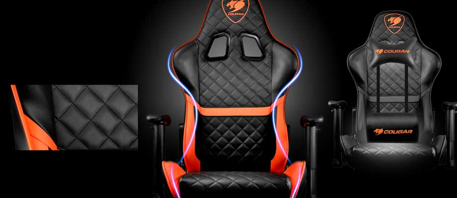 Cougar-armor-one-gaming-chair รีวิว