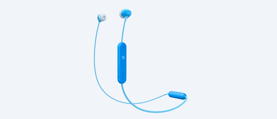 หูฟังไร้สาย Sony WI-C300 In-Ear ซื้อ