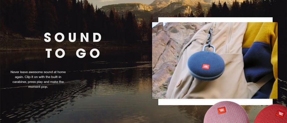 ลำโพง JBL Clip 3 Bluetooth Speaker ราคา