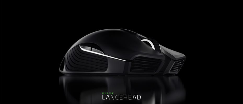 เมาส์ไร้สาย Razer Lancehead Wireless Gaming Mouse ราคา