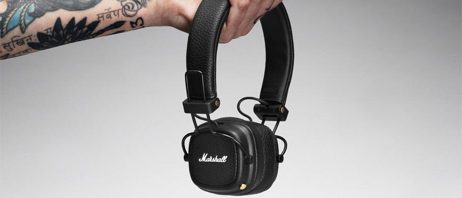 หูฟังไร้สาย Marshall Major III Bluetooth Headphone ขาย