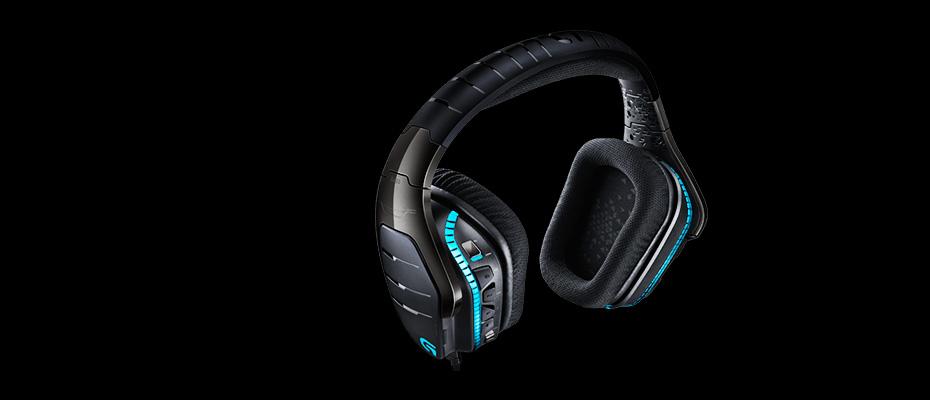 หูฟัง Logitech G633 Artemis Spectrum RGB 7.1 Surround Headphone ซื้อ