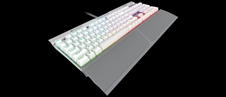 คีย์บอร์ด Corsair K70 MK2 SE RGB Mechanical Keyboard Speed Switch (US) ซื้อ