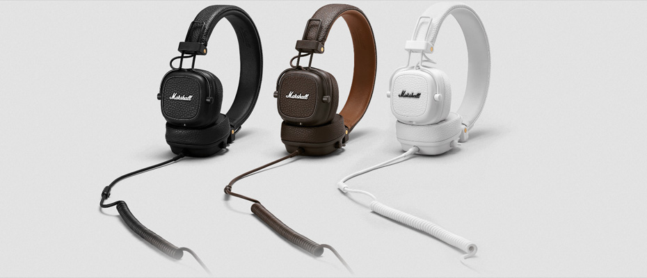 หูฟัง Marshall Major III On-Ear Headphone ซื้อ