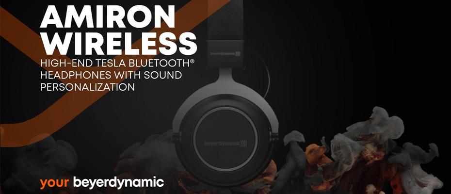 หูฟังไร้สาย Beyerdynamic Amiron Wireless Headphone ราคา